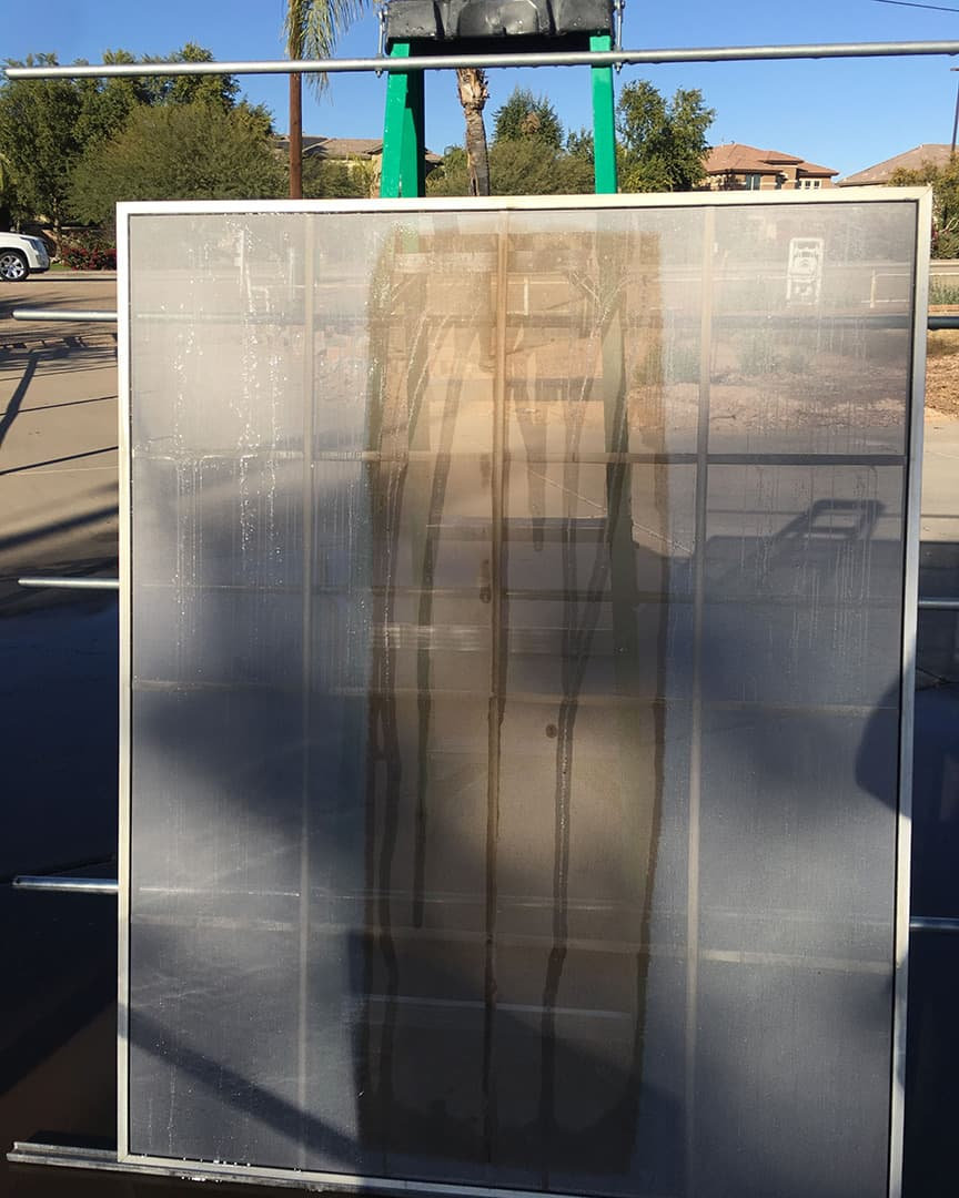 Appearance Counts - Pressure Wash Screens